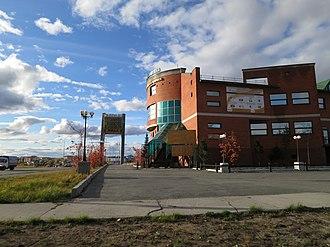 Salekhard - Yamalo-Nenets Autonomous Okrug National Library