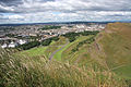 Salisbury Crags and the City - geograph.org.uk - 896857.jpg