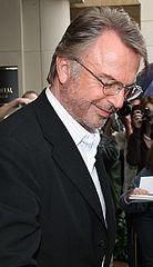 Sam Neill podczas MFF w Toronto w 2008