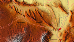 Location of Samangan. Click to see.