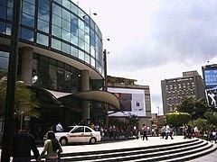 Centro comercial Sambil en el Municipio Chacao de Caracas.