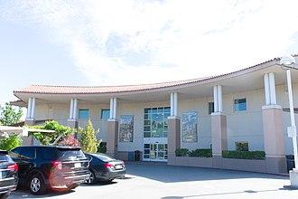 San Carlos, California - San Carlos Library