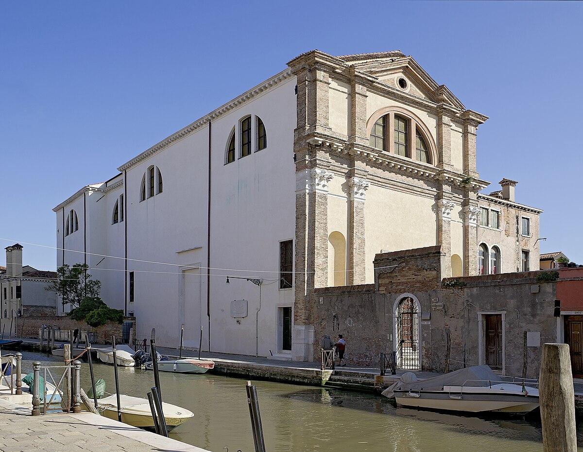 Chiesa di San Girolamo (Venezia) - Wikipedia