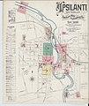 Sanborn Fire Insurance Map from Ypsilanti, Washtenaw County, Michigan. LOC sanborn04240 001-1.jpg