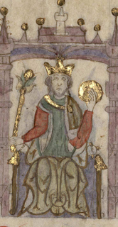 Sancho III of Castile King of Castile and Toledo