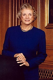 Sandra Day OConnor Former Associate Justice of the Supreme Court of the United States