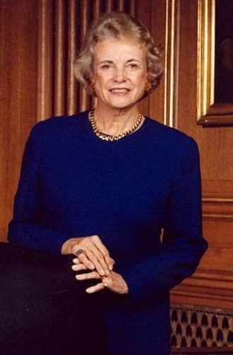 2000 term United States Supreme Court opinions of Sandra Day O'Connor - Image: Sandra Day O'Connor