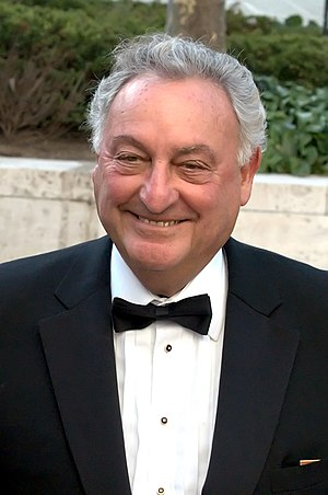 Sanford I. Weill - Weill at opening night of the 2009 Metropolitan Opera's Tosca