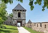 Sankt Georgen am Längsee Burg Hochosterwitz 08 Landschaftstor 1570 01062015 4281.jpg