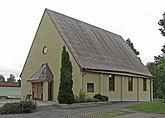 Fil:Sankt Lars kyrka Hallstahammar.jpg