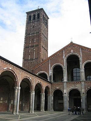 Ambrosian chant - Sant'Ambrogio Basilica