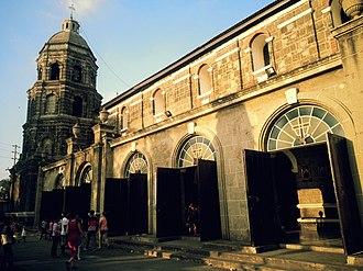 Santa Ana, Manila - The Parish of Our Lady of the Abandoned in Santa Ana