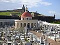 Santa María Magdalena de Pazzis Cemetery in San Juan, Puerto Rico.JPG