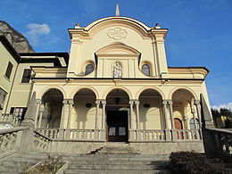 Risultati immagini per Santuario S Girolamo Emiliani Somasca di Vercurago (LC)