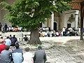 Sarajevo Gazi Husrev Beg's Mosque - Courtyard.jpg