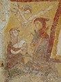 Sargé-sur-Braye (41) Église Saint-Martin Fresques Mur oriental 03.JPG