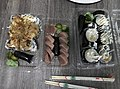 Sashimi, Sushi and Chopsticks.jpg