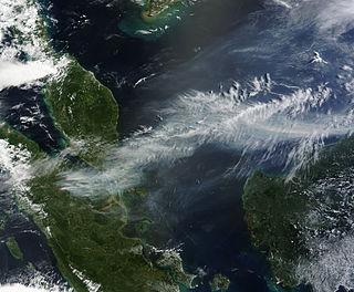 2013 Southeast Asian haze Haze over the Southeast Asia region in mid-2013