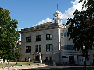 Sauk County, Wisconsin - Image: Sauk County Courthouse