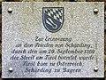 Schärding, Tafel Friede von Schärding, 2.jpeg