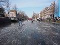 Schaatsen op de Prinsengracht in Amsterdam foto 8.jpg