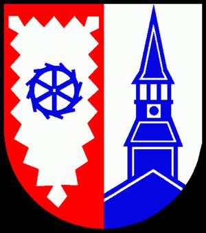 Schenefeld, Steinburg - Image: Schenefeld(Stei) Wappen