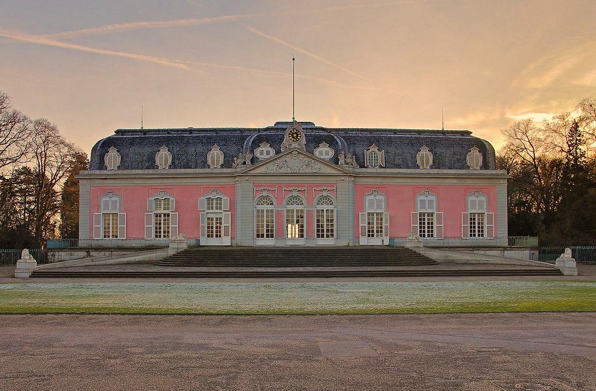 Schloss Benrath Wikipedia