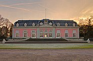 Schloss Benrath Jan2012