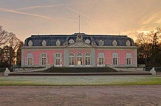 Schloss Benrath château