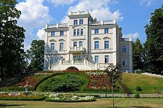 Weinberg House (Waren) château