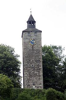 Altes Schloss (Bad Berneck) building in Bad Berneck im Fichtelgebirge, Upper Franconia, Germany