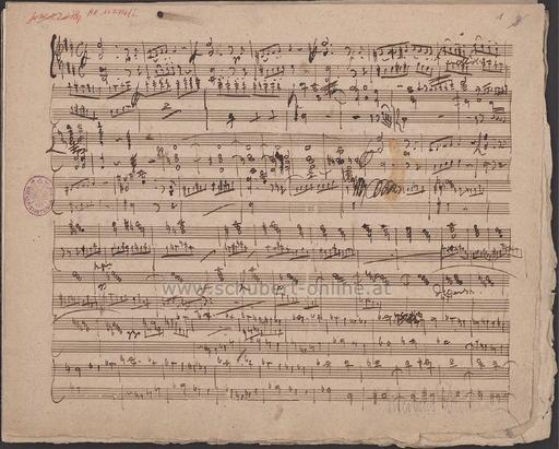 Schubert D708a