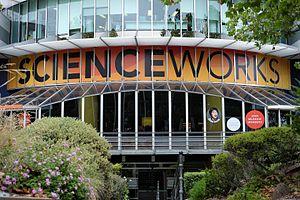 Scienceworks (Melbourne) - Image: Scienceworks Science Museum
