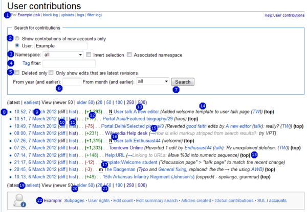 Screenshot user contributions MediaWiki 1 19.xcf