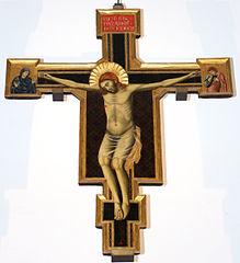 Crucifix de Giotto à Santo Stefano in Pane