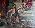 Scuola grande di s.m. della carità, pordenone e d. tintoretto, sposalizio della vergine, 1538-43, 02.JPG