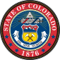 State seal of Colorado