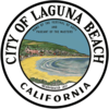 Official seal of Laguna Beach, California