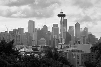 Oceanic climate - Seattle, a city with an oceanic climate