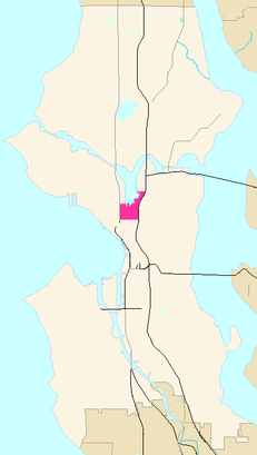 How to get to South Lake Union with public transit - About the place