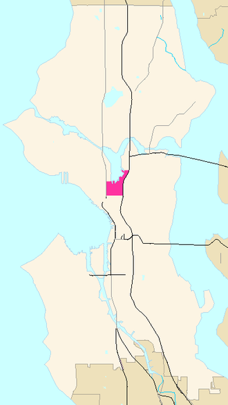 South Lake Union, Seattle - South Lake Union