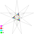 Second compound stellation of icosahedron facets.png
