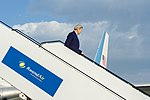 Secretary Kerry Disembarks Upon Arrival in Kigali - Flickr - U.S. Department of State.jpg