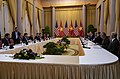 Secretary Pompeo Joins President Trump in Meetings with Vietnamese President Nguyễn Phú Trọng (46502272124).jpg