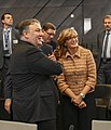 Secretary Pompeo speaks with Bulgarian Foreign Minister Ekaterina Zaharieva (45264027205).jpg