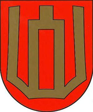 Senieji Trakai - Image: Senieji Trakai COA