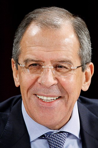 Sergey Lavrov - Image: Sergey Lavrov, official photo 06