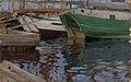 Sergey Vinogradov - Boats in Arkhangelsk Port.jpg