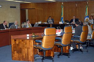 Tribunal de Contas da União - A 2007 session of the TCU