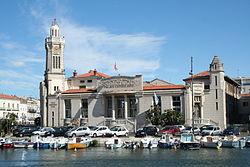 Chambre de commerce et d 39 industrie de s te frontignan for Chambre de commerce wikipedia
